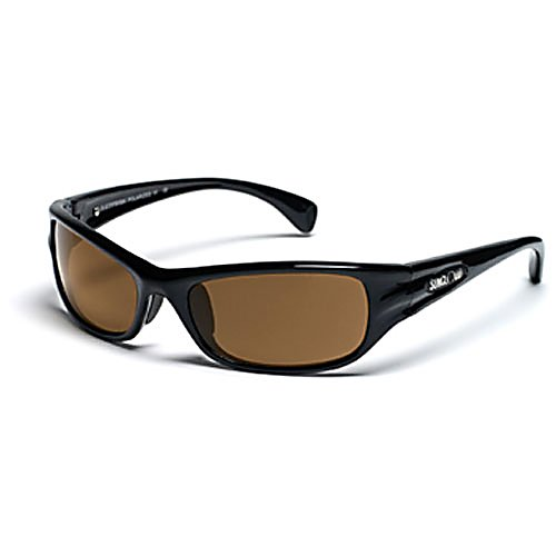 Ski SunCloud Star Sunglasses - The Star sunglasses are perfect for the active adult. These tightly shaped and fully functional SunCloud sunglasses are perfect for an afternoon jog. But they are so versatile in style and construction that they can even be worn on the beach or the ski slopes. The Star sunglasses for adults features megol nose pads and temple tips to help the sunglasses stay in place. They offer a small fit but their 100% UV protection from harmful sun rays is great! . Best Use: Multisport, Lens Material: Polycarbonate, Frame Material: Grilamid, Polarized: Yes, Photochromatic: No, Interchangable Lens: No, Additional Lenses: No, Gender: Adult, Face Size: Medium, Nose Pads: No, Warranty: Lifetime, Lens Type: Polarized, Product ID: 217004, Frame Shape: Oval / Wrap - $49.95