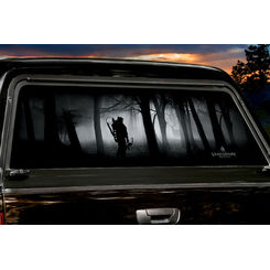 Hunting Gone Thinking Window Tint    $149.99
