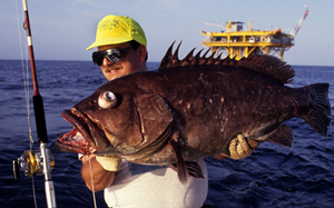 Fishing Probing the Depths with Deep Droppers. Article written by Capt. Joe Richard