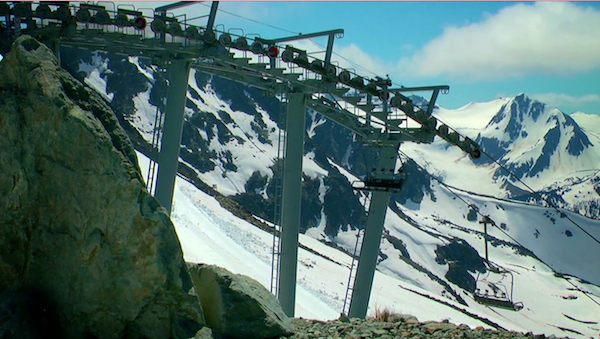 Ski Whistler Blackcomb is gearing up for summer glacier season. 