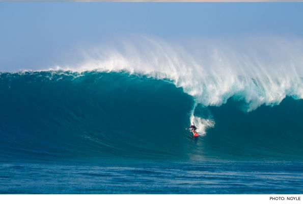Surf Is Shane Dorian's wave at Jaws worthy of winning the Billabong XXL Ride of the Year Award tonight?  For a recap of the nominees, click here:  http://bit.ly/10edlBG