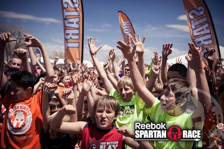 "Fitness ""It was really fun because normally, us kids get in trouble if we jump in the mud with clean clothes on!""