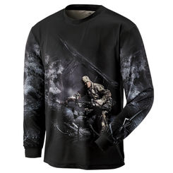 Hunting Silent Force Performance Crew L/S   $39.99