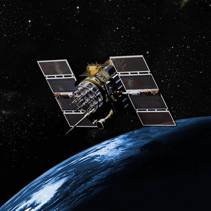 Guns and Military It's time for Air Force trivia! How many Global Positioning System satellites make up the GPS orbiting constellation, and how often do they circle the planet?