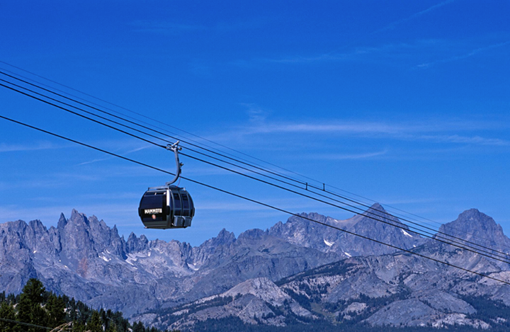 Ski Most scenic gondola/chairlift ride. Go!