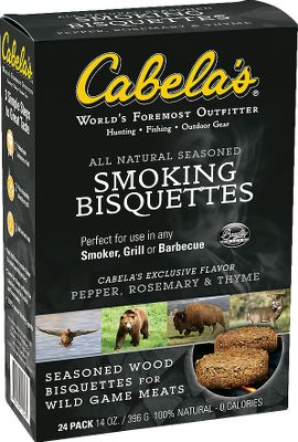 Camp and Hike Enjoy a burst of perfectly seasoned flavor in every bite of your next smoked masterpiece. Perfect for use in smokers, grills and barbecues. Per 24. Flavors: Pepper, Rosemary and Thyme A robust and balanced blend of all three flavors. Southwest Blend Infused with the great taste of chili and cumin. - $8.88
