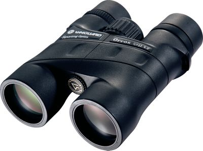 Vanguard Orros 10x42 Binoculars are ultralightweight, super-compact and boast heavyweight optical performance. BaK-4 prisms deliver crystal-clear image resolution. Fully multicoated lenses increase brightness in low-light conditions. Nitrogen-charged and O-ring sealed for 100% waterproof, fogproof performance. Offset focus wheel for simple one-handed use. Extra-long eye relief. Includes neck strap and carry case. Type: Full-Size. - $129.99