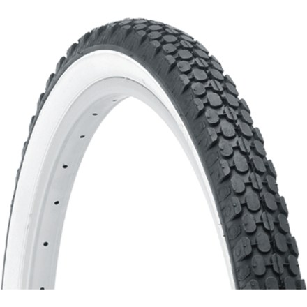 Fitness The 26 in. Electra Cruiser Knobby bike tire offers enhanced traction on dirt and gravel paths, for those times when your city rides happen to meander off the pavement. - $11.93