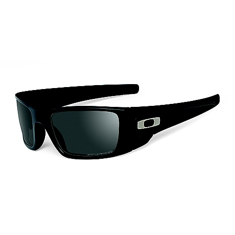 The Oakley Fuel Cell Polarized Sunglasses Are athletic sunglasses for taking on life fully charged. Fueled with good looks and a bold frame, the rectangle lenses shield your eyes from the sun without weighing you down. The durable frame is also lightweight, so you can ride hard, whether you're on the trail or crushing it on the road. The sharp curve wraps your face closely, ensuring you're protected not just at the front, but the sides as well. Features of the Oakley Fuel Cell Polarized Sunglasses Oakley HDPolarized - Minimized glAre via Technology that produces the best polarized lenses on the planet with 99% polarization efficiency Dual lens Polaric Ellipsoid geometry Optical precision and impact resistance meet or exceed Z87.1 optical and basic impact standards UV protection of Plutonite lens material that filters out 100% of UVA / UVB / UVC and harmful blue light up to 400nm GlAre reduction and tuned light transmission of Iridium lens coating (optional) Durability and all-day comfort of lightweight, stress resistant O Matter frame material Comfort and Performance of Three-Point Fit that holds lenses in precise optical alignment Metal icon accents - $160.00