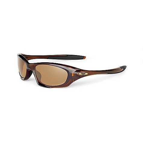 Fitness Free Shipping. Oakley Twenty Polarized Sunglasses DECENT FEATURES of the Oakley Twenty Polarized Sunglasses Polarized lens options. Minimized glare via technology that produces the best polarized lenses on the planet Optimized peripheral vision and side protection of 8.75 base lens curvature Meets optical requirements based on ANSI Z87.1 Meets impact requirements based on ANSI Z80.3 UV protection of Plutonite lens material that filters out 100% of UVA / UVB / UVC and harmful blue light up to 400 nm Glare reduction and tuned light transmission of Iridium lens coating (optional) Durability and all-day comfort of lightweight, stress-resistant O matter frame material Comfortable fit on small to medium faces via condensed cranial geometry Precision and durability of sculpturally integrated hinge mechanisms with dual action CAMS Comfort and Performance of Three-Point Fit that holds lenses in precise optical alignment Patented Unobtainium earsocks and nosepads ensure a snug, secure fit Metal Icon accents - $170.00