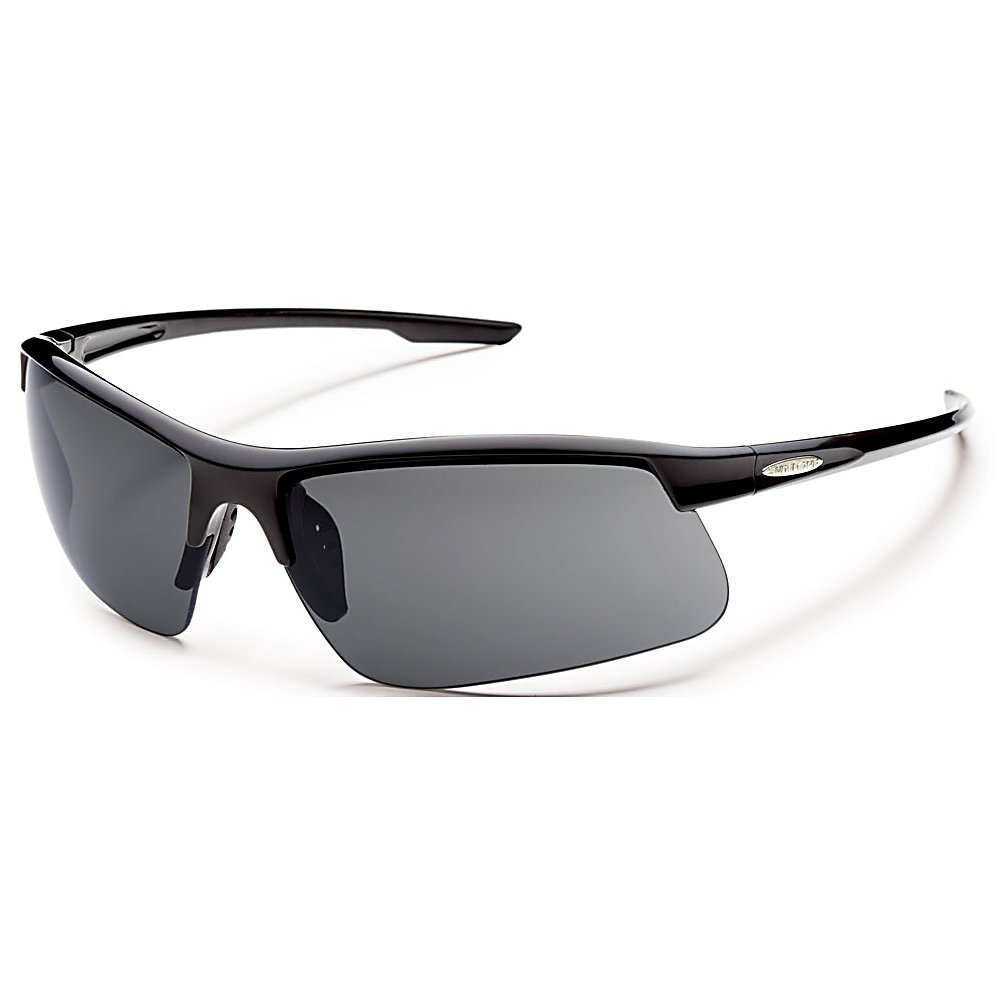 Ski SunCloud Flyer Polarized Sunglasses - Whether you are going fast or just chilling the SunCloud Flyer Polarized Sunglasses are a lightweight shield for your eyes that will always be comfortable. These shades offer medium coverage in a lightweight TR90 Grilamid frame has a sleek temple design with megol nose pads for comfort. The SunCloud Flyer shades will give you 100 percent UV protection against the sun's harmful UV rays. Features: Microfiber Cleaning/Storage Bag, Lifetime Warranty. Best Use: Multisport, Lens Material: Polycarbonate, Frame Material: Grilamid, Polarized: Yes, Photochromatic: No, Interchangable Lens: No, Additional Lenses: No, Gender: Adult, Face Size: Medium, Nose Pads: Yes, Warranty: Lifetime, Lens Type: Polarized, Product ID: 270735, Frame Shape: Rimless / Wrap - $49.99