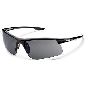 Snowboard SunCloud Flyer Polarized Sunglasses - Whether you are going fast or just chilling the SunCloud Flyer Polarized Sunglasses are a lightweight shield for your eyes that will always be comfortable. These shades offer medium coverage in a lightweight TR90 Grilamid frame has a sleek temple design with megol nose pads for comfort. The SunCloud Flyer shades will give you 100 percent UV protection against the sun's harmful UV rays. Features: Microfiber Cleaning/Storage Bag, Lifetime Warranty. Best Use: Multisport, Lens Material: Polycarbonate, Frame Material: Grilamid, Polarized: Yes, Photochromatic: No, Interchangable Lens: No, Additional Lenses: No, Gender: Adult, Face Size: Medium, Nose Pads: Yes, Warranty: Lifetime, Lens Type: Polarized, Product ID: 270735, Frame Shape: Rimless / Wrap - $49.99