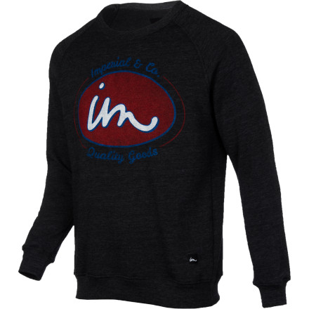 Imperial Motion Fuel Injected Crew Sweatshirt - Men's - $35.97