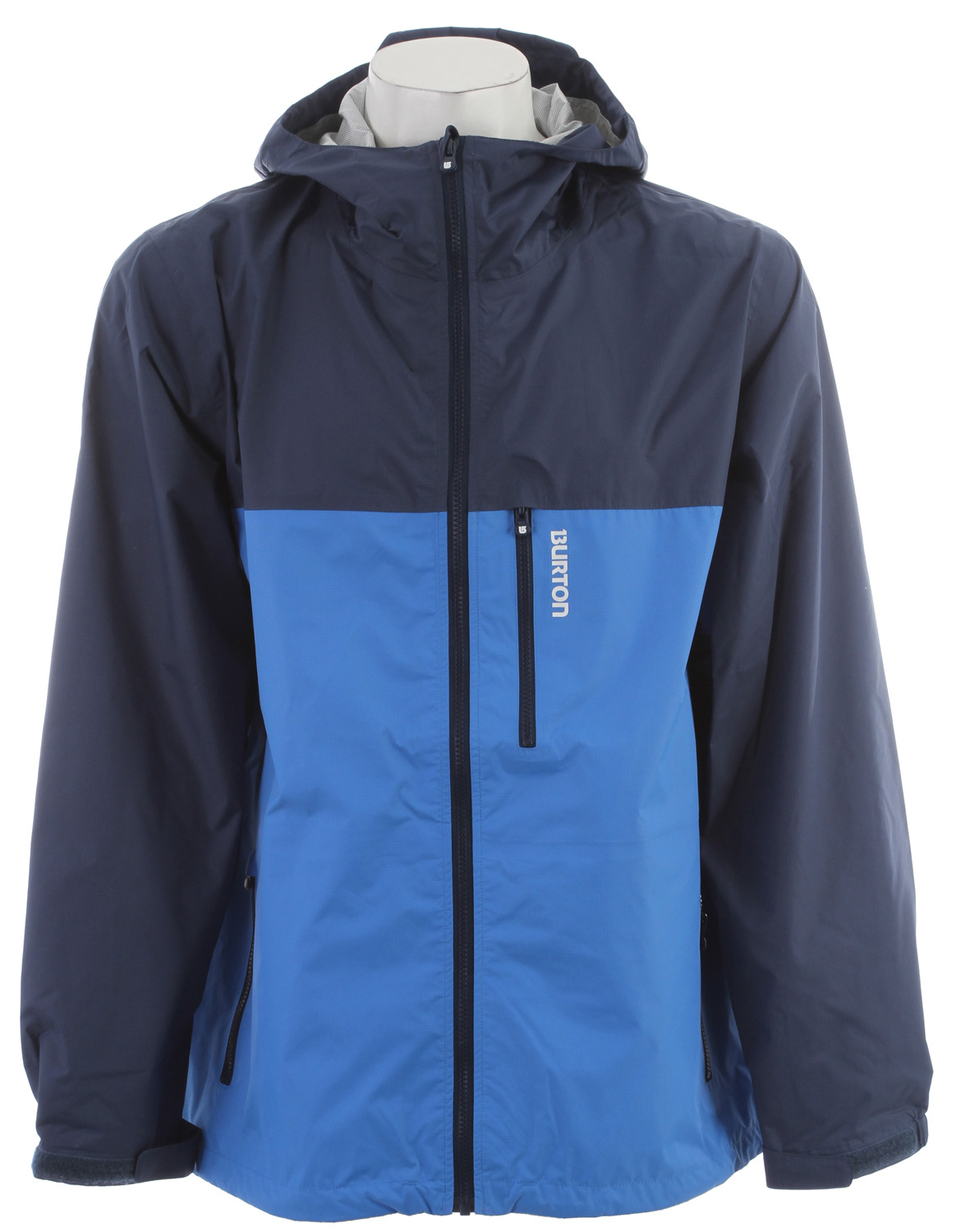 Snowboard Elemental resistance - wind or rain, a dry decision for when the weather is undecided.Key Features of the Burton Dover Jacket: 100% Micro Polyester AirTech® Fabric with DRYRIDE Mist-Defy Street Fit Microcell Mesh Lining Screen Printed Logo at Chest - $89.95