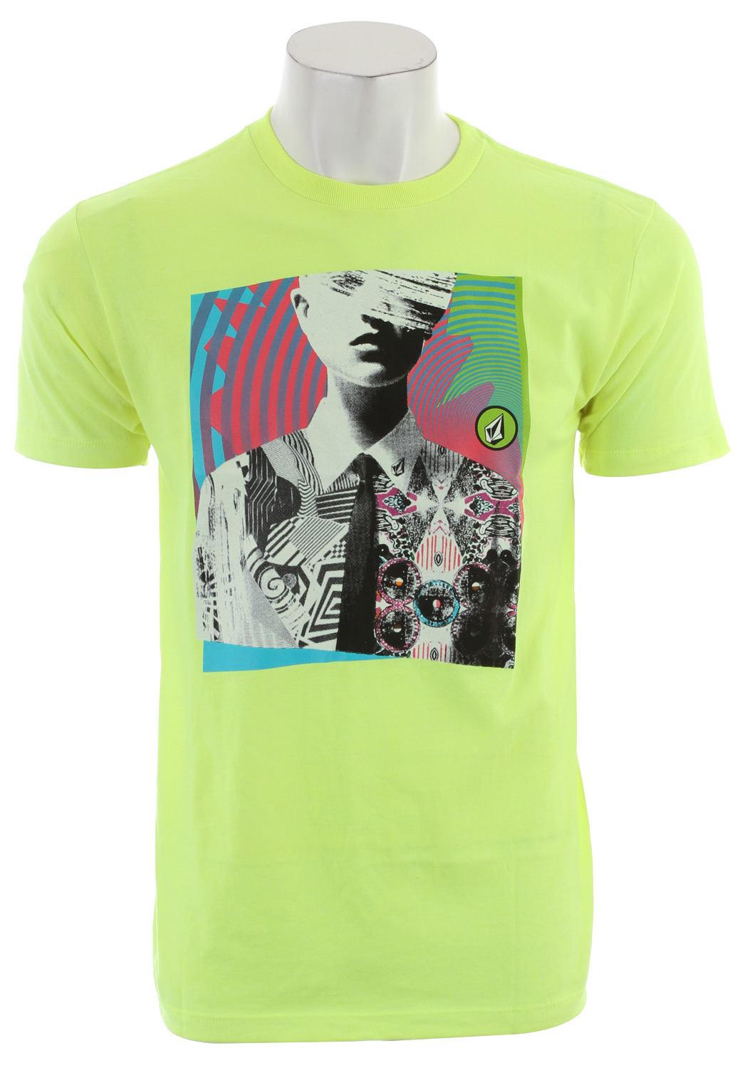 Skateboard Key Features of the Volcom Ohsplats T-Shirt: Basic screenprint Basic fit 60% Cotton / 40% Polyester - $12.95