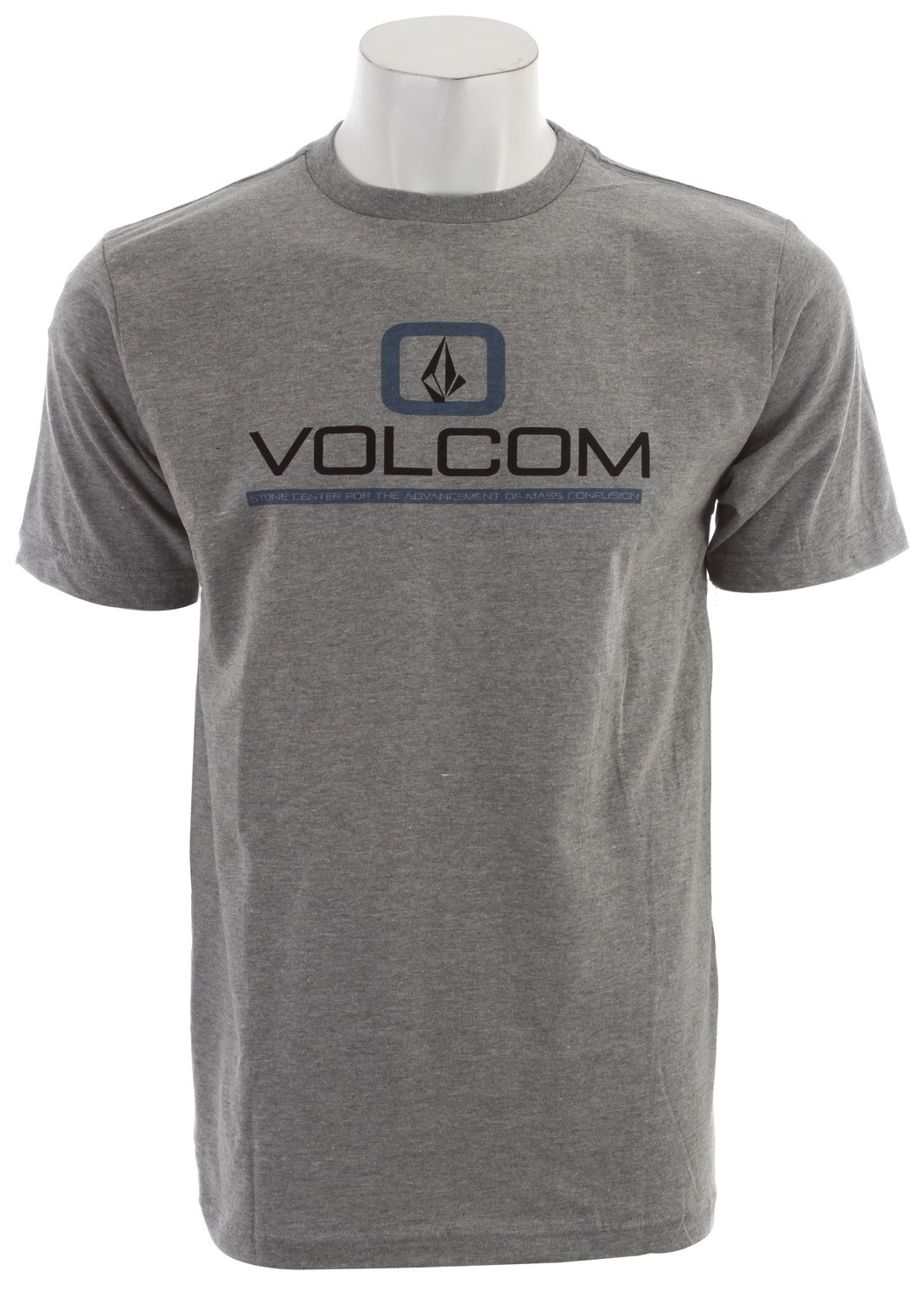 Skateboard Key Features of the Volcom Oregon T-Shirt: Basic screenprint Basic fit Solids: 100% Cotton Heathers: 75% Cotton / 25% Polyester - $15.95