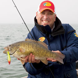 Fishing Score Big Bass on Your First Trip of the Year - five early-season strategies from legendary anglers.  Article by Don Wirth