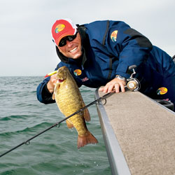 Fishing Lunkers Love Ledges.  Article written by Don Wirth