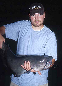 Fishing Catfish Basics