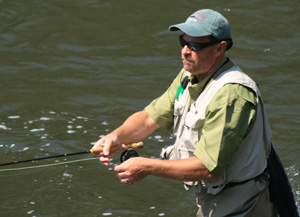 Flyfishing Fly Reel Buyer's Guide.  Article written by Michael D. Faw