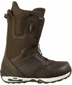 Snowboard Burton Imperial Leather Snowboard Boots Brown/Bone 2013 - Mens    $359.95