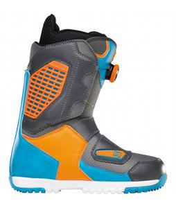 Snowboard DC Judge Snowboard Boots Grey/Blue 2013 - Mens    $280.00