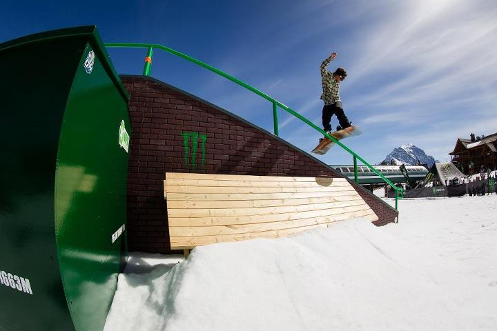 Snowboard Ruckus in the Rockies is always the best way to end the season! 