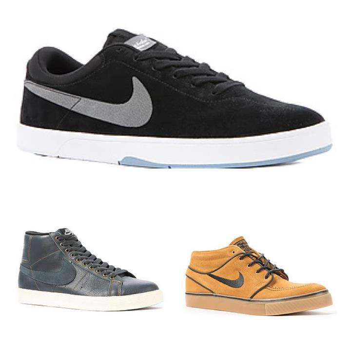 Skateboard Got a fresh batch of Nike Skateboarding that just hit the site.