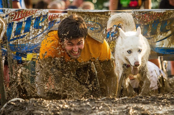 Fitness Ruffwear is headed to Richmond, VA next weekend for the Dominion Riverrock! 