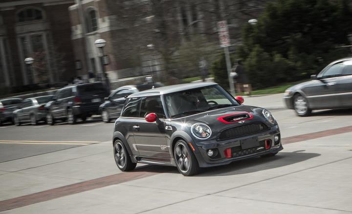 Auto and Cycle The Porsche approach to a Mini track toy. Mini JCW GP full test: http://cardrive.co/6035XqFl
