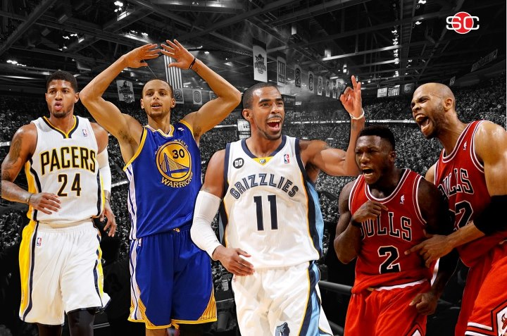 Sports The fans have spoken! 37 percent of you think the Warriors are the most likely lower seed to pull the upset. The Grizzlies (27 percent), Pacers (21 percent) and Bulls (13 percent) round out the field.  LIKE for the Warriors or COMMENT with your pick.