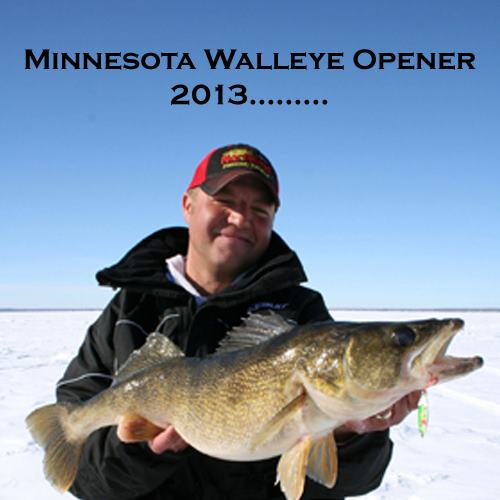 Fishing Anyone planning on fishing the Minnesota Walleye opener this weekend? Lots of ice on some of the major lakes including Lake Mille Lacs.