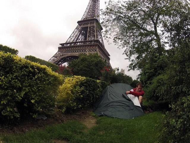 Camp and Hike Take a look at Great Big Scary World's Jamie Bowlby-Whiting's hitchhiking journey across Europe! 