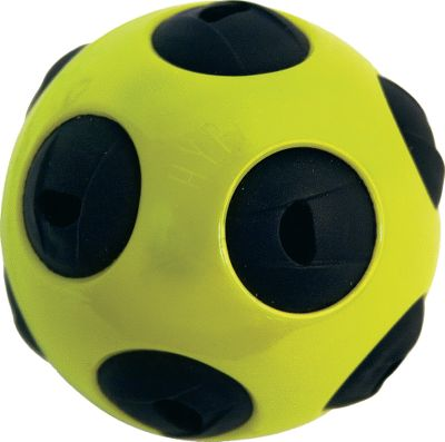 Entertainment 12 whistles tweet when the ball is thrown to stimulate your dogs attention. Made of long-lasting hard plastic. Fits most ball throwers. Type: Dog Toys. - $4.88