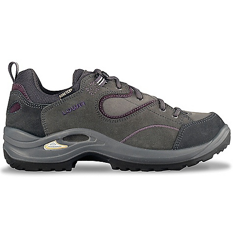Camp and Hike Free Shipping. Lowa Women's Tempest Lo GTX Shoe DECENT FEATURES of the Lowa Women's Tempest Lo GTX Shoe All-weather comfort and protection in a great day hiker Durable underfoot support and comfort with Lowa's PU Monowrap frame Made on a women's-specific last The SPECS Weight: 820 gram Upper: Split Leather/Nubuck/Cordura Lining: Gore-Tex Footbed: Climate Control Midsole: PU Monowrap frame Outsole: Lowa Loren Stabilizer: Full-length, Medium - $174.95