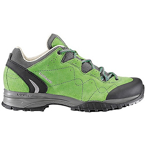 Camp and Hike Free Shipping. Lowa Women's Focus LL LO Boot DECENT FEATURES of the Lowa Women's Focus LL LO Boot Combines a true approach shoe's performance with trekking shoe comfort Upper weight is reduced with split leather and a TPU coating for toe protection Leather lined, this shoe is perfect for warm climates Made on a women's-specific last The SPECS Weight: 1000 gram Upper: Split Leather/Cordura Lining: Glove Leather Climate Control: Yes Footbed: Balance Comfort Midsole: PU Outsole: Lowa Trac Lite Stabilizer: 3mm Nylon Heel/2mm Forefoot - $194.95