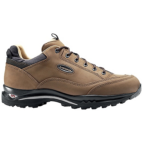 Camp and Hike Free Shipping. Lowa Men's Pinto Lo Shoe DECENT FEATURES of the Lowa Men's Pinto Lo Shoe The uniform shoe of choice for those who need the support of a trekking boot but the looks of a uniform shoe Leather lined to wick moisture and provide great fit Perfect for park rangers and other outdoor professionals The SPECS Weight: 1400 gram Upper: Nubuck Lining: Glove Leather Footbed: Balance Comfort Midsole: PU with SPS Cushion Outsole: Vibram Pinto Stabilizer: 3mm Nylon - $219.95