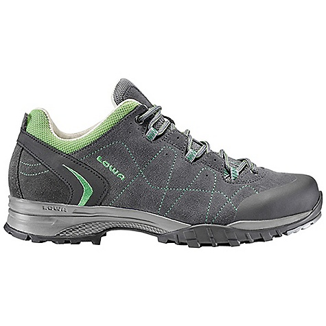 Camp and Hike Free Shipping. Lowa Men's Focus LL LO Boot DECENT FEATURES of the Lowa Men's Focus LL LO Boot Combines a true approach shoe's performance with trekking shoe comfort Upper weight is reduced with split leather and a TPU coating for toe protection Leather lined, this shoe is perfect for warm climates The SPECS Weight: 1000 gram Upper: Split Leather/Cordura Lining: Glove Leather Climate Control: Yes Footbed: Balance Comfort Midsole: PU Outsole: Lowa Trac Lite Stabilizer: 5mm Nylon Heel/2mm Forefoot - $194.95