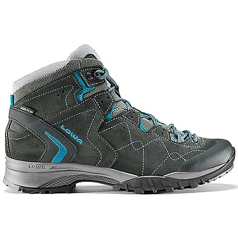 Camp and Hike Free Shipping. Lowa Women's Focus GTX QC Boot DECENT FEATURES of the Lowa Women's Focus GTX QC Boot A new generation of women's boots that offers great support on the trail, stability underfoot, protection from the elements, in a lightweight package Ideal for do-it-in-a-day outdoor activities and traveling Made on a women's-specific last The SPECS Weight: 920 gram Upper: Split Leather/Cordura Lining: Gore-Tex Footbed: Balance Comfort Midsole: PU Outsole: Lowa Trac Lite Stabilizer: 5mm Nylon Heel/2mm Forefoot Climate Control: Yes Tongue Stud/X-Lacing: Yes C4 Tongue: Yes - $219.95