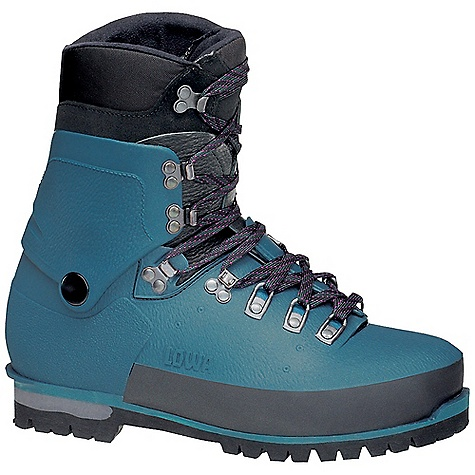 Camp and Hike Free Shipping. Lowa Men's Civetta Boot DECENT FEATURES of the Lowa Men's Civetta Boot Double plastic boot is ideal for daily use ice and mixed climbing Liner is insulated with quick drying loden wool for warmth An ideal rental boot due to its durability The SPECS Weight: 2680 gram Upper: Plastic Shell Lining: Loden Wool, Camp Sole on Liner Footbed: Insulate Pro Alu-coated with Fleece Outsole: Vibram Alpine Stabilizer: 6mm Nylon - $349.95
