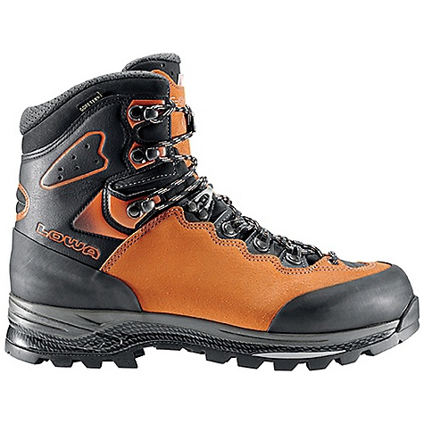 Camp and Hike Free Shipping. Lowa Men's Ticam GTX Boot DECENT FEATURES of the Lowa Men's Ticam GTX Boot A new school of thought in backpacking boot design with reduced weight, easy ankle flex and ease of lacing, all while maintaining sole stability for slogging heavy loads over rugged terrain and long distances The SPECS Weight: 1720 gram Upper: Waxed Split/Microfiber Lining: Gore-Tex Climate Control: Yes Tongue Stud/X-Lacing: Yes C4 Tongue: Yes Flexfit: Yes Footbed: Balance Comfort Midsole: PU with SPS Dynamic Outsole: Vibram Masai Stabilizer: 5mm Nylon - $349.95