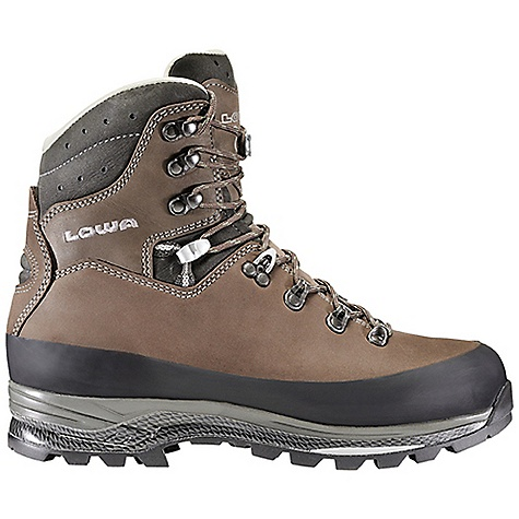 Camp and Hike Free Shipping. Lowa Men's Tibet LL Boot DECENT FEATURES of the Lowa Men's Tibet LL Boot Leather lined for a great fit and improved moisture wicking that only natural leather can provide A comfortable flex is incorporated while the foot is held securely with I-Lock built into the lacing system The SPECS Weight: 1800 gram Upper: Nubuck Lining: Glove Leather Climate Control: Yes Tongue Stud/X-Lacing: Yes C4 Tongue: Yes I-Lock: Yes Footbed: Balance Comfort Midsole: PU with SPS Dynamic Outsole: Vibram Masai Stabilizer: 5mm Nylon - $349.95