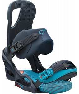Snowboard Burton Cartel EST Snowboard Bindings Blue Collar 2013 - Mens    $259.95