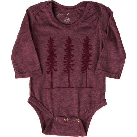 Keep your baby bundled up in the Sitka Triple Threat Bamboo Baby Bunting. Super-soft viscose fabric offers a plush feel next to your child's sensitive skin and keeps them warm and comfy all day long. - $34.95
