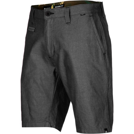Entertainment Class up your summer style with the comfortable, lightweight Matix Chambro 19in Short. - $49.95