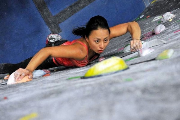 Climbing Climbing could be in the 2020 Summer Olympics.  Article by Abbie Mood