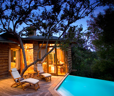 Camp and Hike World's Coolest Tree-House Hotels.  Article by Damon Tabor from April 2013