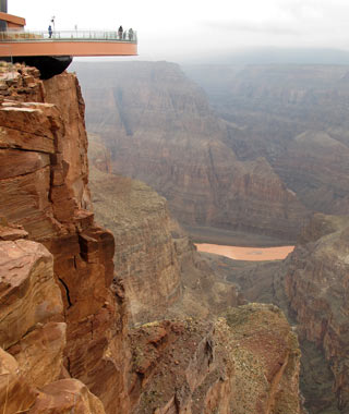 Camp and Hike World's Coolest Observation Decks - Find some of the world's most thrilling views atop a growing number of observation decks.  Article by Karrie Jacobs, Jeff Koyen