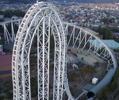 Extreme World's Scariest Roller Coasters - Brace yourself for death-defying thrills.  Article by Jessica Adamiak