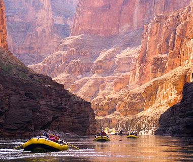 Wake World's Top Adventure Trips - Grand Canyon.  Article by Jeff Wise